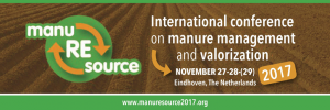 manuResource International Conference on Manure Management and valorization